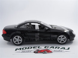 1/18 Welly Коллекционная модель Mercedes-Benz SL-500