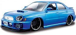1/24 Maisto 2002 Subaru Impreza WRX