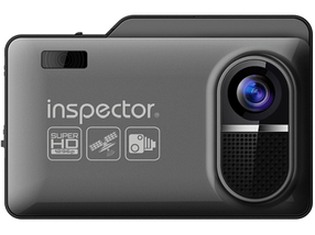 Видеорегистратор Inspector SCAT S черный