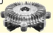 Термомуфта/муфта охлаждения вентилятора M-101F