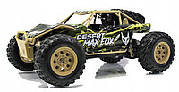Радиоуправляемый автомобиль 4WD Racing Rally Desert Max Fox Hb Toys 1/24