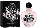 Женский парфюм Paco Rabanne Black XS Be A Legend Debbie Harry, фото 2