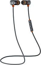 Defender 63712 OutFit B710 Беспроводная гарнитура, черный+оранжевый, Bluetooth