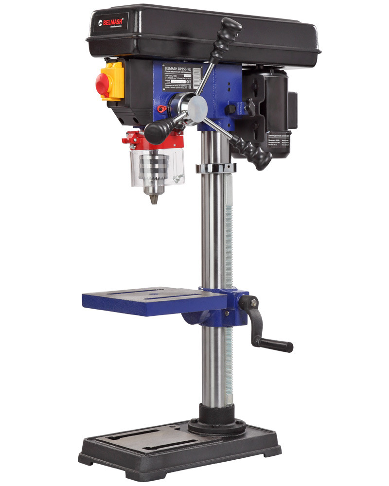 Станок cверлильный вертикальный BELMASH DP250-16J
