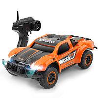 Машина раллийная на р/у Racing Rally Muscle Racing 1/43 оранжевая