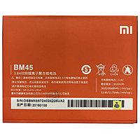 Заводской аккумулятор для Xiaomi Redmi Note 2 (BM45, 3020 mAh)