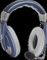 Defender 63748 Gryphon 750 Компьютерная гарнитура, синий,кабель 2 м