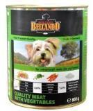 Belcando 400г мясо с овощами Консервы для собак