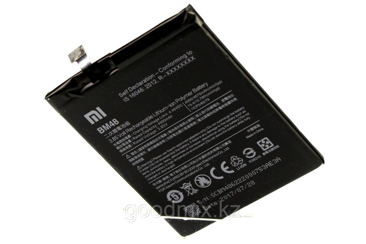 Аккумулятор для Xiaomi Mi Note 2 (BM48, 4070 mAh)