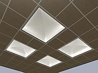 Светодиодные светильники армстронг, светильники потолочные, офисные накладные светильники 40 в