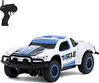 Машина раллийная на р/у Racing Rally Muscle Racing 1/43 синяя