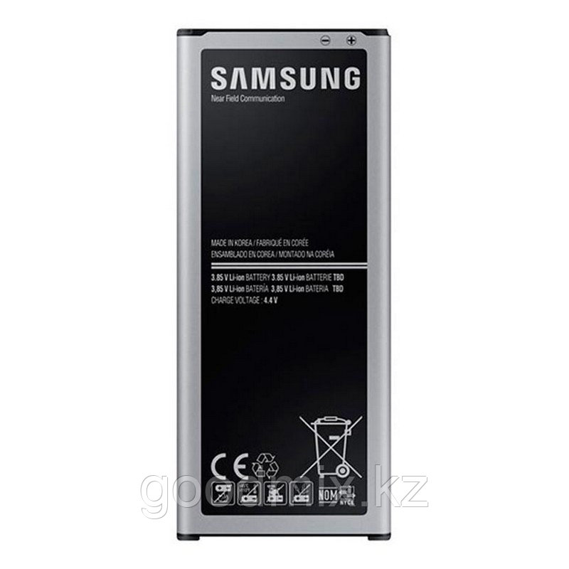 Заводской аккумулятор для Samsung Galaxy Note 4 N910, (EB-BN910BBEGRU, 3220 mah)