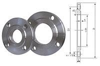Фланцы стальные приварные РУ10 Ду50 ГОСТ 12820-80, фото 1
