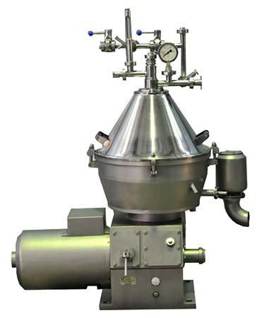 Сепаратор-сливкоотделитель Ж5-ОСЦП-5