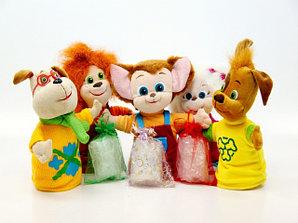 Мягкие игрушки Барбоскины