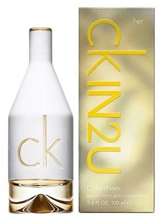 Calvin Klein CK IN2U 100 ml (edt)