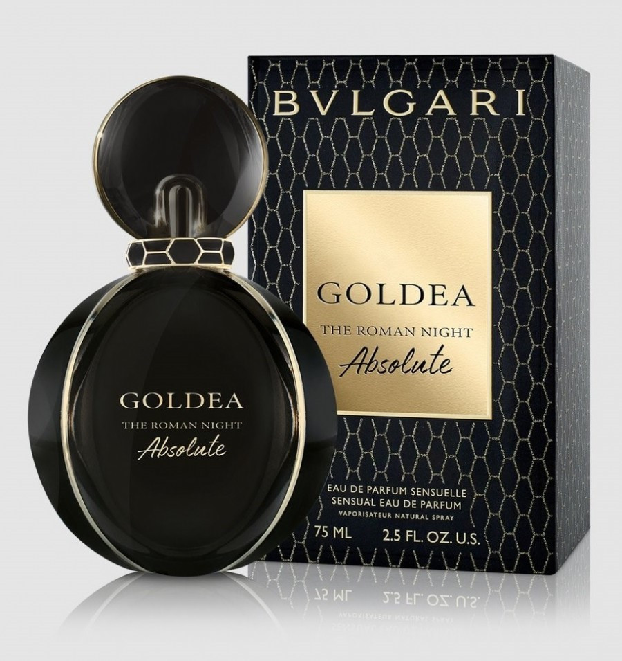 Bvlgari Bvlgari Goldea The Roman Night Absolute Sensual 50 ml (edp)