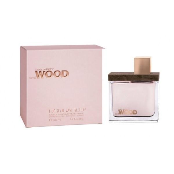DSquared2 She Wood Тестер 100 ml (edt)