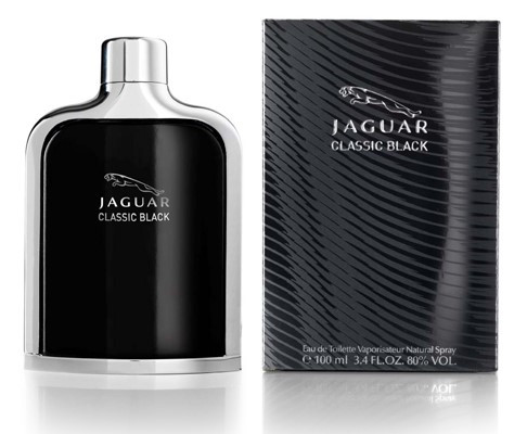 Jaguar Classic Black Тестер 100 ml (edt)