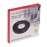 Весы кухонные LuazON LVK-508, электронные, до 5 кг, встроенные часы, жёлтые, фото 6