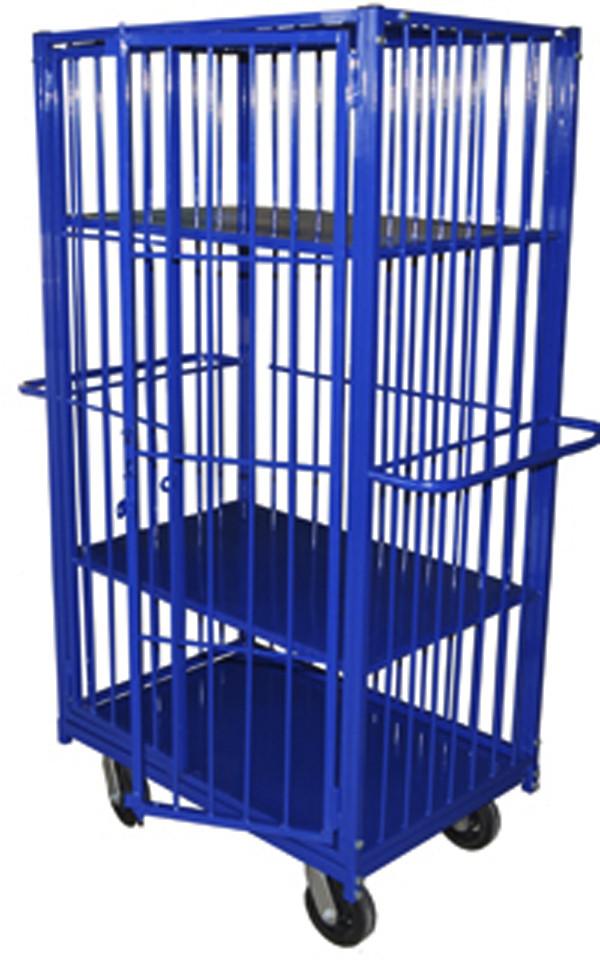 Шкаф решетчатый с трубчатыми стенками ШТМ 2 (600х900х1200) (Арт. 2357-T)