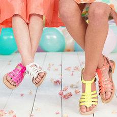 Обувь детская и подростковая