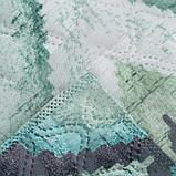 """Покрывало Этель """"Памир"""" евро макси 240*230 см, цв. зеленый,160  г/м2,100% п/э, фото 3"""