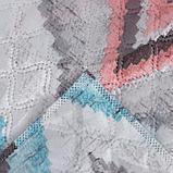 """Покрывало Этель """"Памир"""" евро макси 240*230 см, цв. мульти,160  г/м2,100% п/э, фото 3"""
