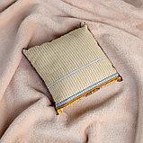 Подушка сувенирная, 15×15 см, можжевельник, фото 3