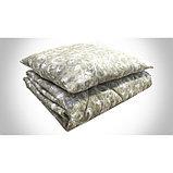 Комплект: постельное бельё 1,5 сп; подушка 50х70 см; одеяло 140х205 см, цвет МИКС, фото 4