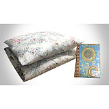 Комплект: постельное бельё 1,5 сп; подушка 50х70 см; одеяло 140х205 см, цвет МИКС, фото 5