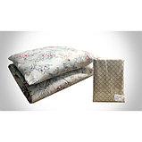 Комплект: постельное бельё 1,5 сп; подушка 50х70 см; одеяло 140х205 см, цвет МИКС, фото 6