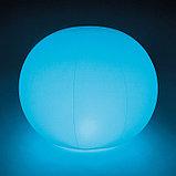 Плавающий светильник «Шар», 89 х 79 см, 68695 INTEX, фото 2