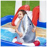 Игровой центр Lifeguard Tower, 234 x 203 x 129 см, 53079 Bestway, фото 4