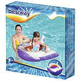 Лодочка надувная «Транспорт», от 3-6 лет, цвета МИКС, 34106 Bestway, фото 5