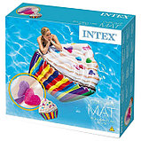 Плот для плавания «Кекс», 142 х 135 см, 58770EU INTEX, фото 3