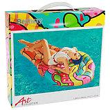 Матрас надувной «Поп-арт мороженое», 188 х 95 см, 43185 Bestway, фото 5