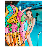 Матрас надувной «Поп-арт мороженое», 188 х 95 см, 43185 Bestway, фото 2