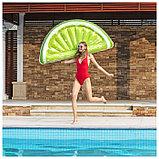Матрас для плавания Tropical Lime, 171 х 89 см, 43246 Bestway, фото 2