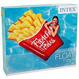 Плот для плавания «Картофель фри», 175 х 132 см, 58775EU INTEX, фото 2