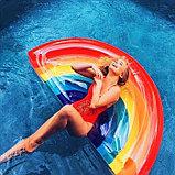 Плот для плавания «Леденец», 190 х 96 см, фото 2