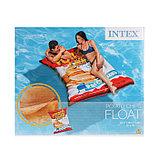 Плот для плавания «Чипсы», 178 х 140 см, 58776EU INTEX, фото 2