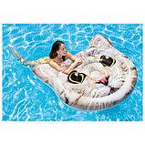 Матрас для плавания «Кот», 147 х 135 см, 58784EU INTEX, фото 2