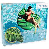 Матрас для плавания «Пальмовая ветка», 213 х 142 см, 58782EU INTEX, фото 3