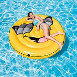 Плот для плавания «Смайл», 173 х 27 см, 57254EU INTEX, фото 2