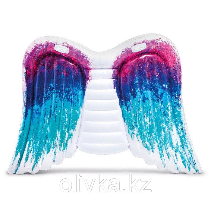 Матрас для плавания «Крылья ангела» 251 х 160 см, 58786EU INTEX