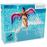 Матрас для плавания «Крылья ангела» 251 х 160 см, 58786EU INTEX, фото 3