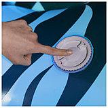Плот для плавания «Зебра», с подсветкой, 254 x 142 см, 41406 Bestway, фото 4