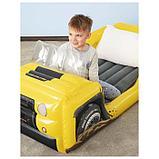 Кровать надувная «Машина», 160 x 84 x 62 см, 67714 Bestway, фото 3