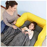 Кровать надувная «Машина», 160 x 84 x 62 см, 67714 Bestway, фото 4